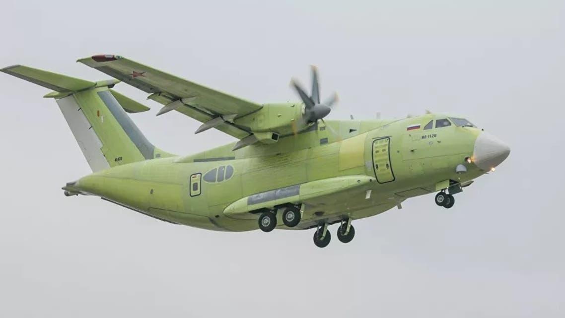 طائرة روسية عسكرية