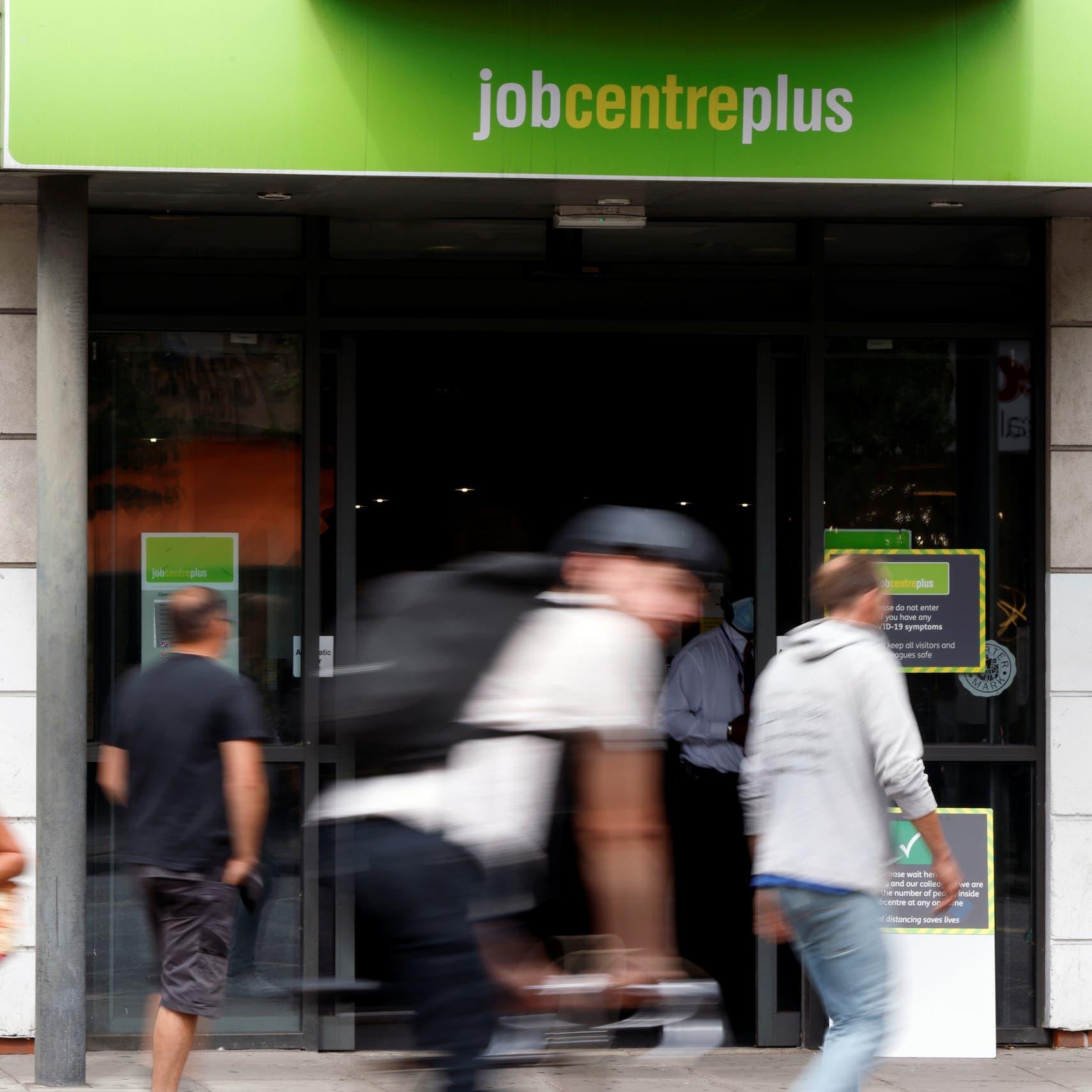 عدد الموظفين في بريطانيايرتفع مع استمرار الانتعاش الاقتصادي