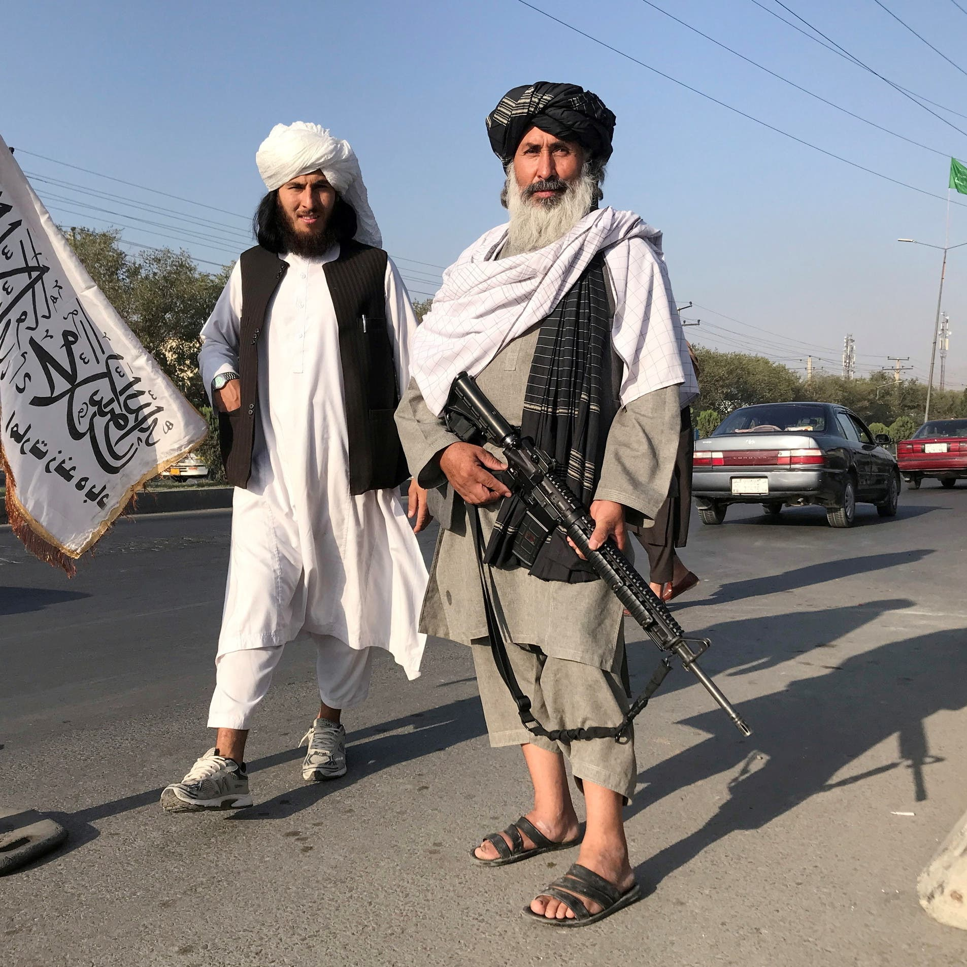 طالبان: سنشارك في حوار سلمي مع مسؤولي الحكومة السابقة