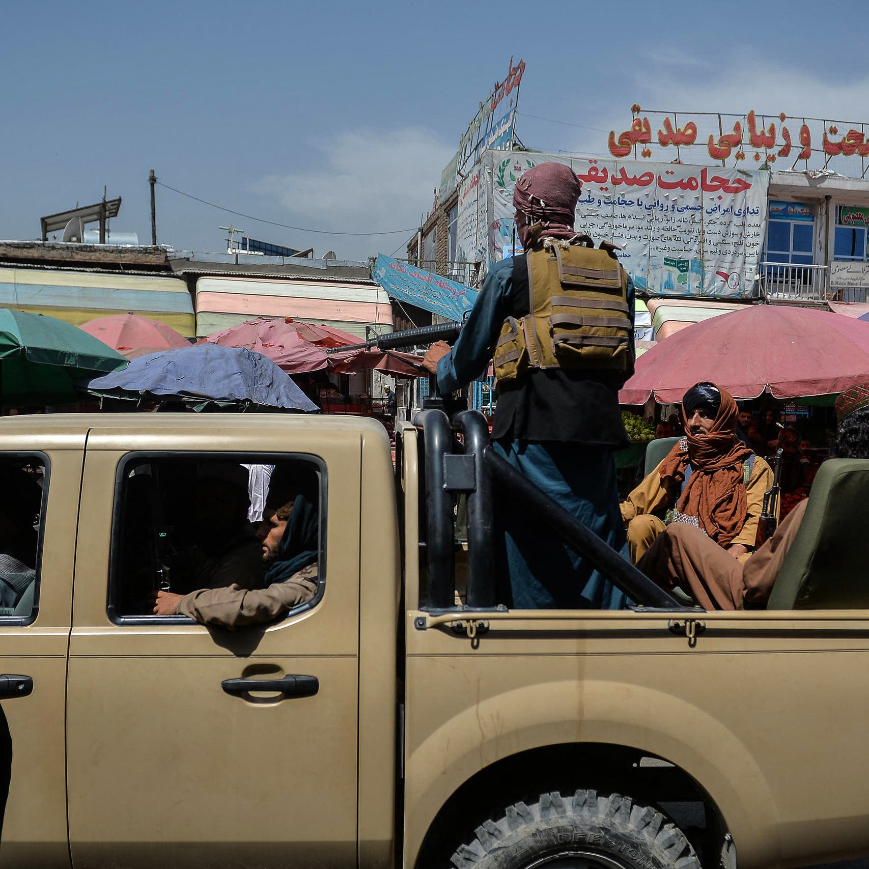Toyota and the Taliban: How the pickup truck became a terrorist favorite