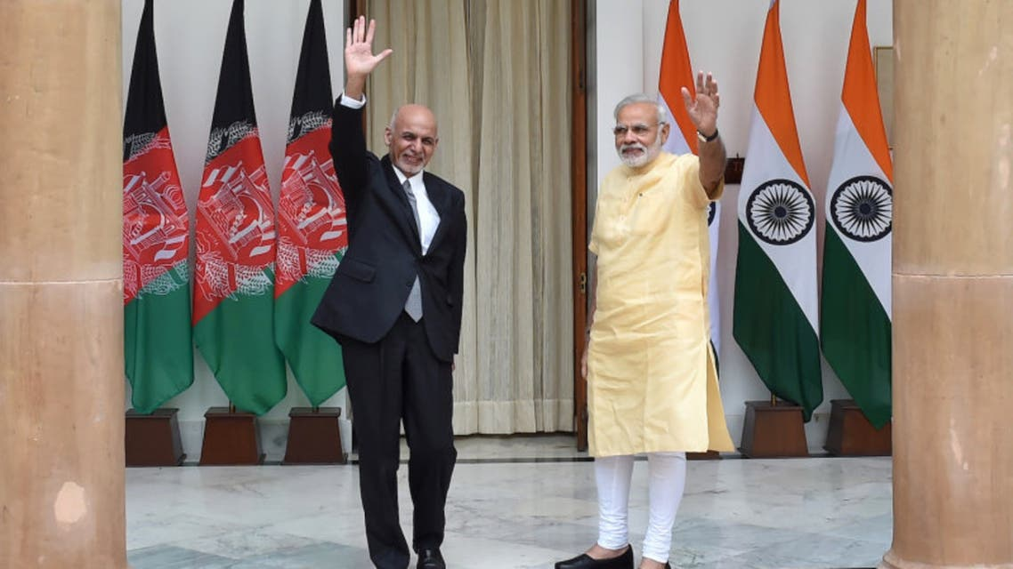GettyImages-ghani-modi-india-afghanistan-605480990