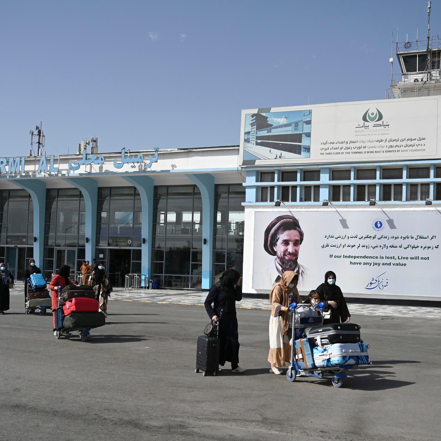 أميركا تبحث مع طالبان مستقبل السيطرة على مطار كابل