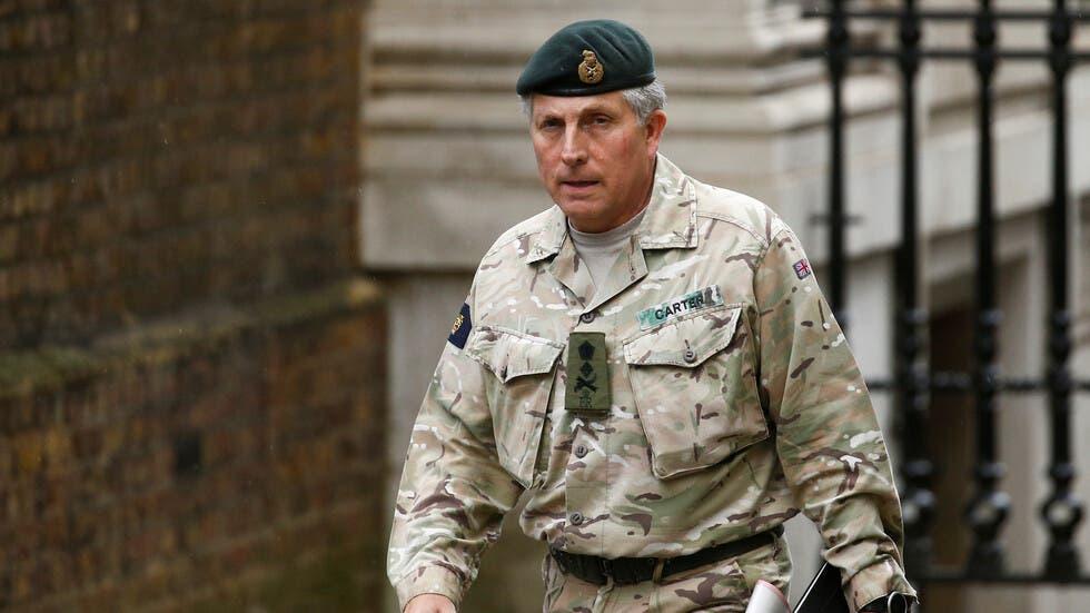 الجنرال نيك كارتر
