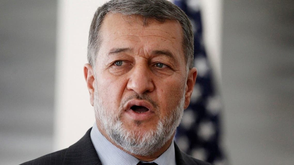 ژنرال بسمالله محمدی
