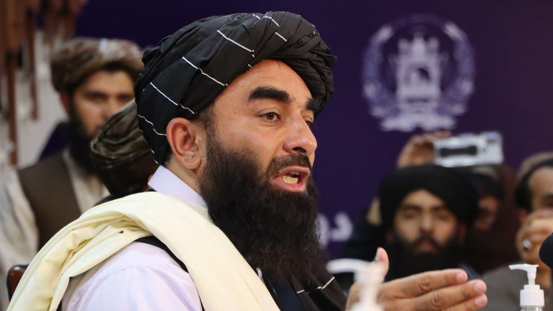 المتحدث باسم طالبان ذبيح الله مجاهد 2