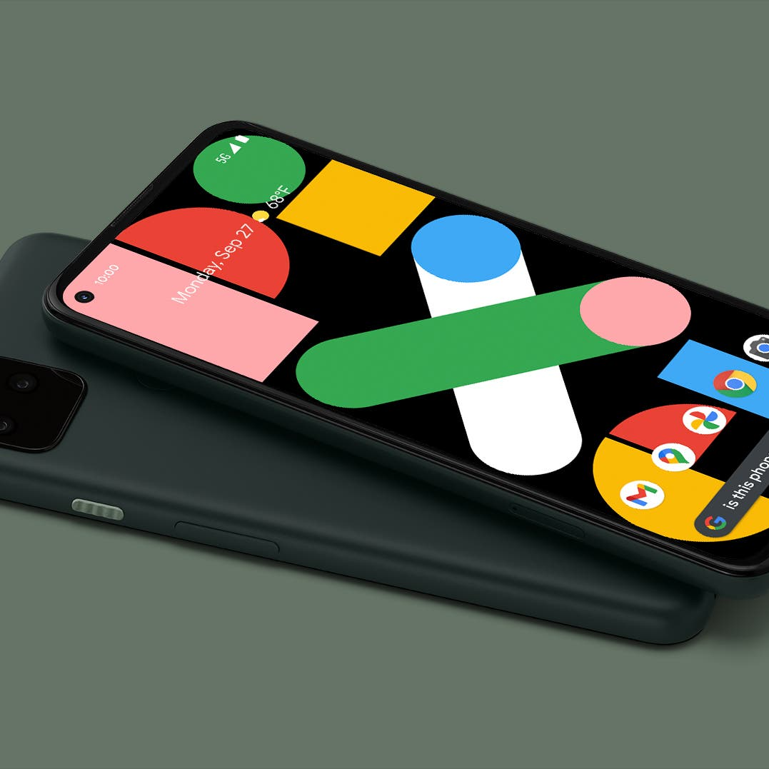 غوغل تعلن عن هاتفها الجديد Pixel 5A..هذه مواصفاته