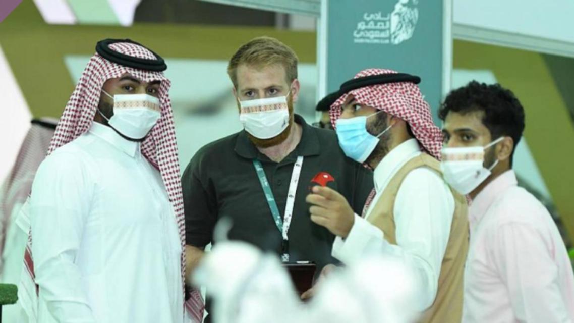 KSA : Falcons