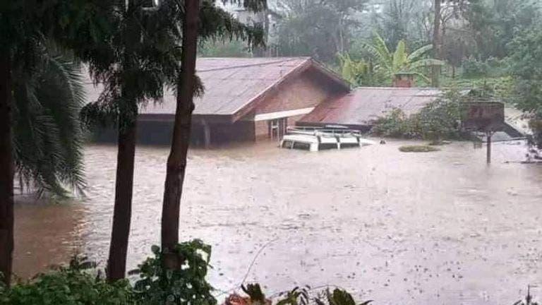 من فيضانات أديس أبابا