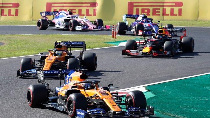 إلغاء سباق فورمولا 1 في اليابان بسبب كورونا