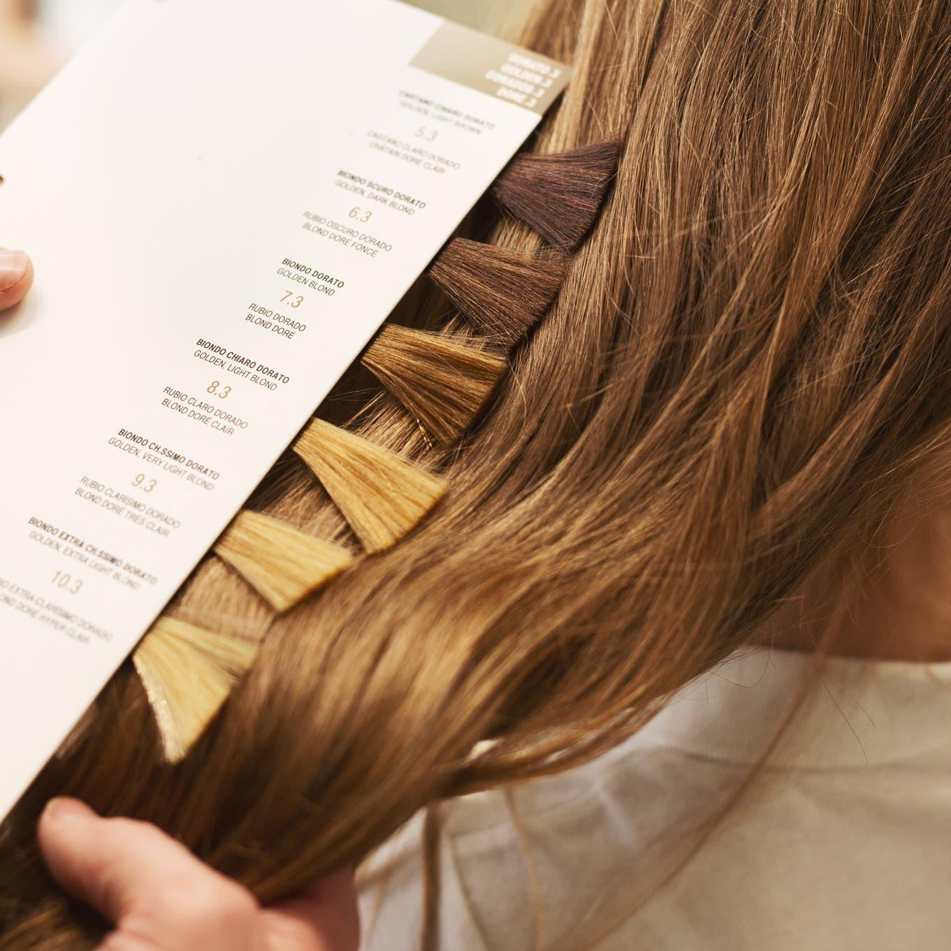10 أخطاء تجنّبوها عند تغيير لون الشعر