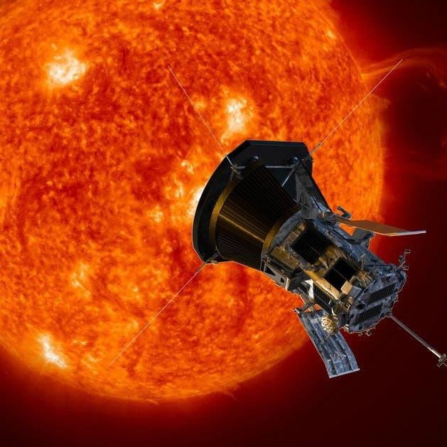 مسبار وصل لأقرب نقطة من الشمس بسرعة 532 ألف كلم/ساعة