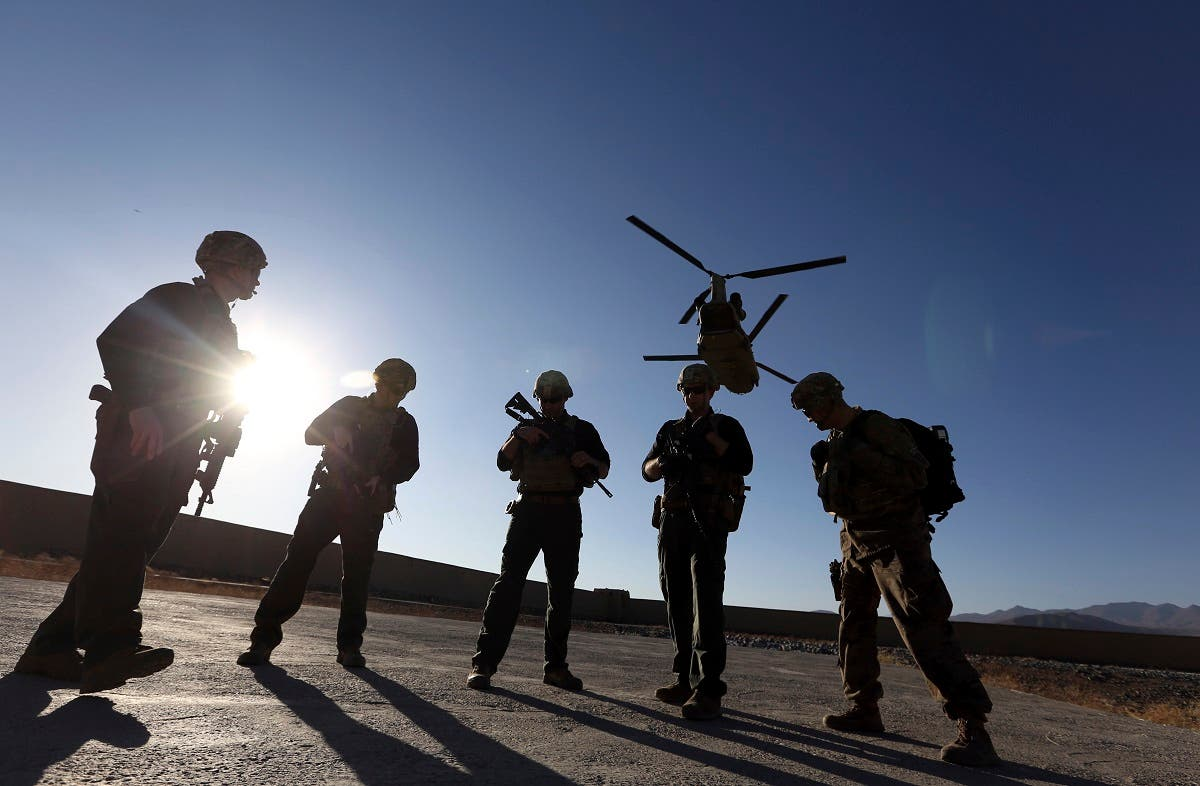 American imperialism has always been a matter of creating opportunities for American capitalists to thrive, with corruption and cronyism an integral element of the enterprise, and in that light, it is hard to conclude that the adventure in Afghanistan was a failure. (File photo: AP)