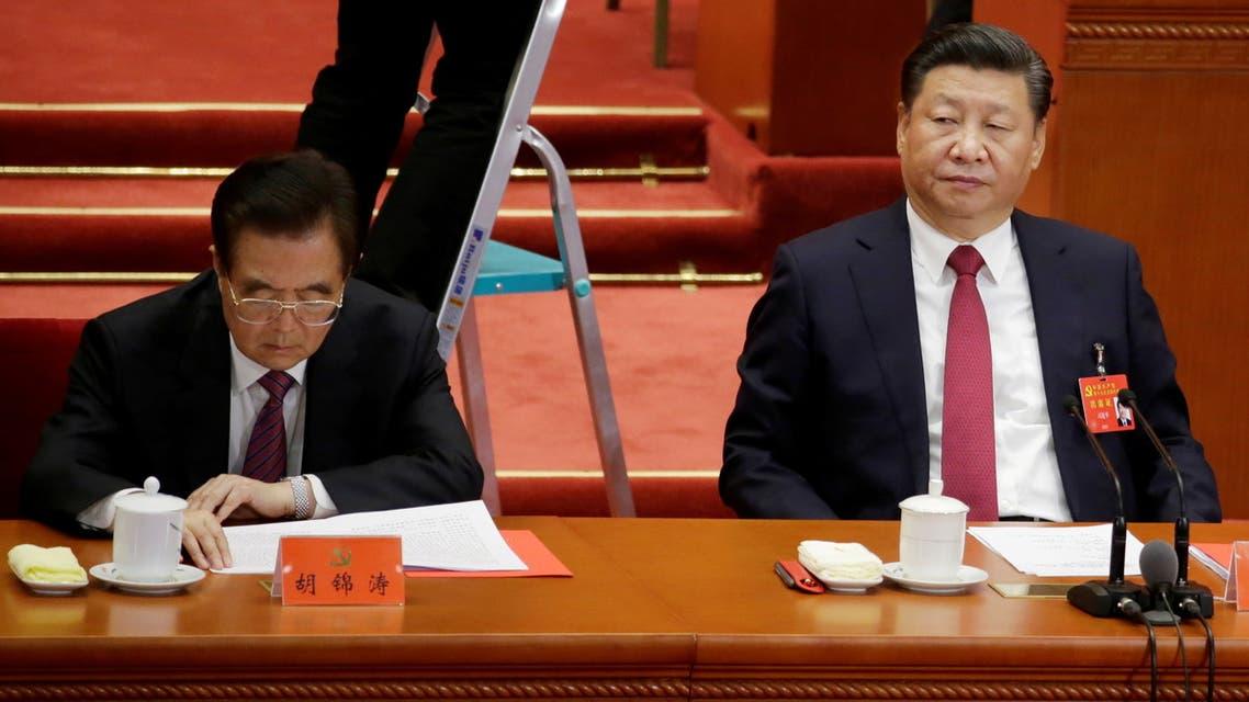 الرئيس الصيني، شي بينغ