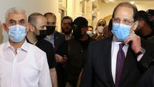 Egyptian intel chief visits Israel to discuss Gaza cease-fire deal