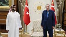 Turkey's Erdogan holds rare meeting with UAE National Security Adviser