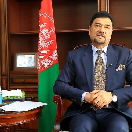 Afghan envoy says hold-out Panjshir province north of Kabul can resist Taliban rule