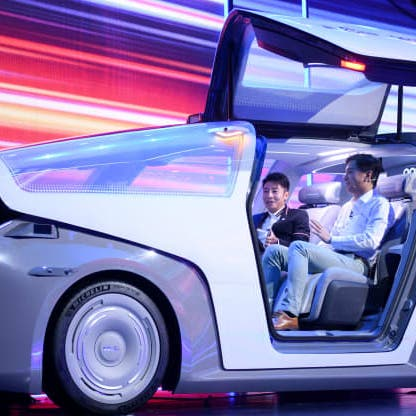 بايدو الصينية تطلق نموذجاً أولياً من سيارتها ذاتية القيادة