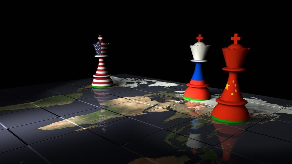 الصين وروسيا وأميركا - تعبيرية
