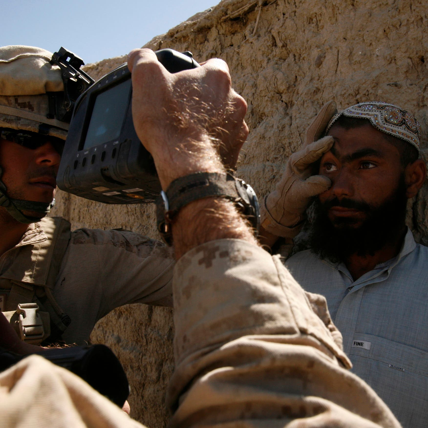 Taliban seizes military biometric devices, may use it to ID US allies in Afghanistan