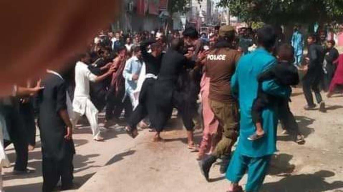 Bahalnagar Blast