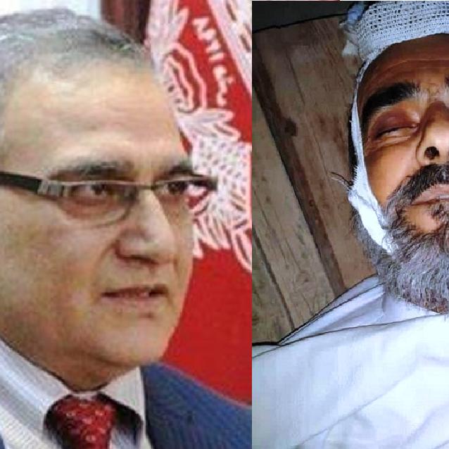 طالبان تخرج حاكم ولاية سابق الى الشارع وترديه بالرصاص