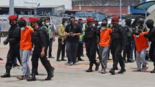 Indonesian police arrest 53 suspects linked to new militant cell