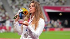 Polish Olympian auctions silver medal to fund boy's surgery, buyer lets her keep it