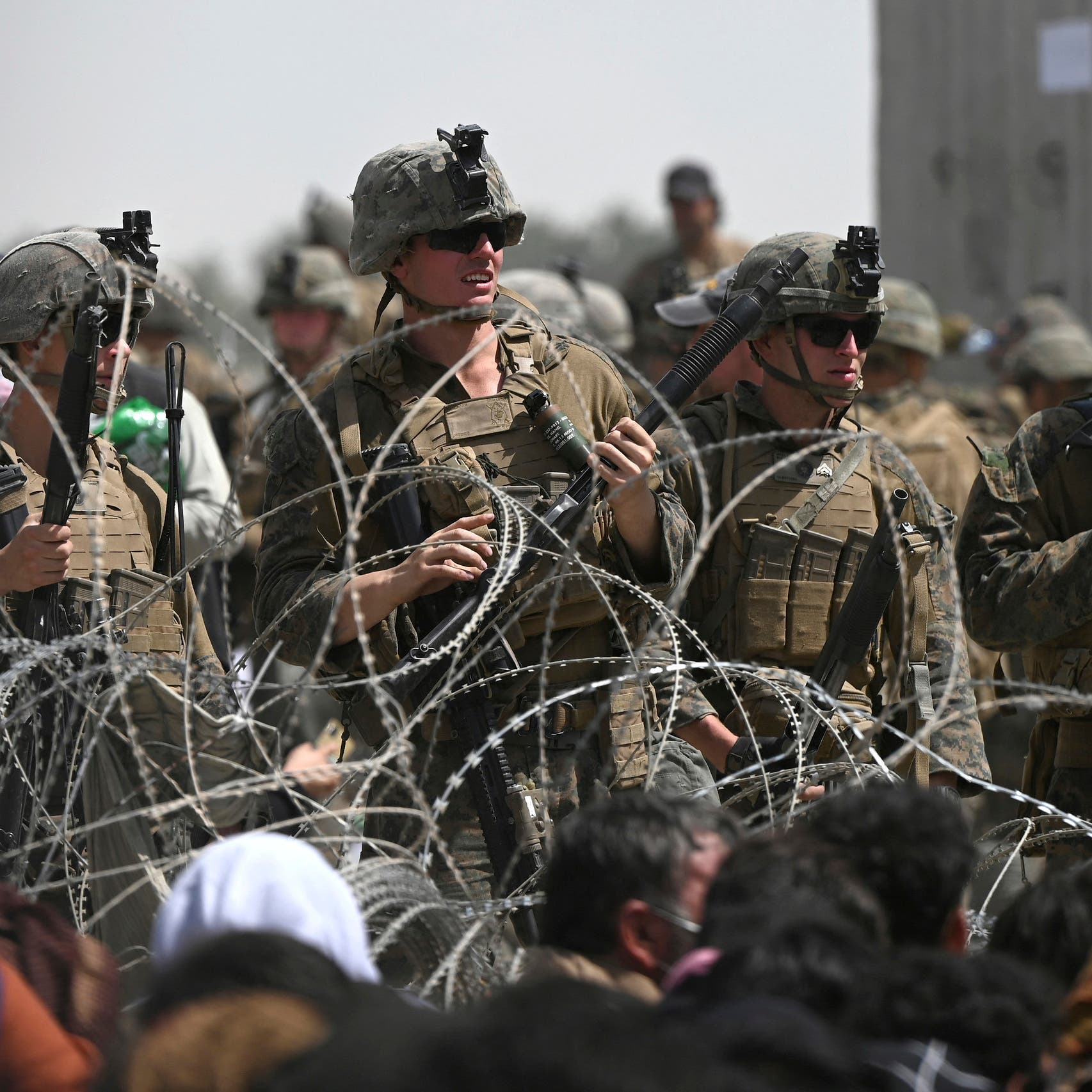 Why did Biden withdraw troops from Afghanistan?
