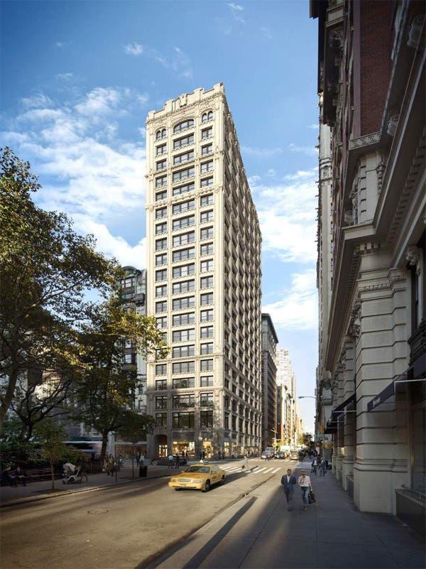 مبنى 212 فيفث أفينيو في نيويورك (cityrealty.com)