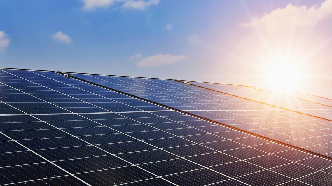 ألواح للطاقة الشمسية