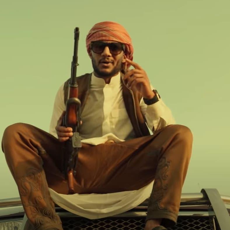 """سلاح محمد رمضان يثير ضجة.. وبلاغ ضده بسبب """"ممثل إباحي"""""""