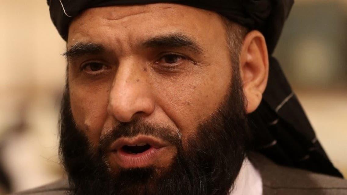 المتحدث باسم طالبان، سهيل شاهين (أرشيفية- فرانس برس)