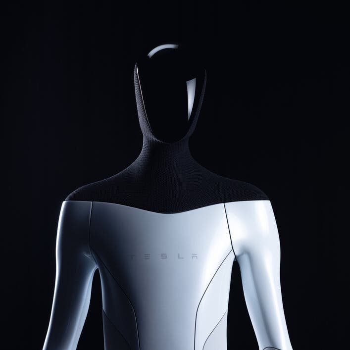 إيلون ماسك يكشف خطط تسلا لصنع إنسان آلي شبيه بالبشر