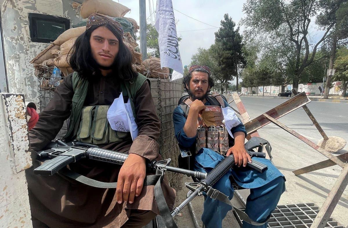 عناصر من طالبان - رویترز
