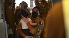 فرانسیسی صدر کا پیرس پہنچنے والے افغان بچے کا خیر مقدم