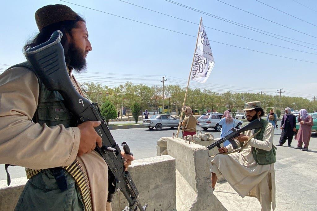 عناصر من طالبان (فرانس برس)
