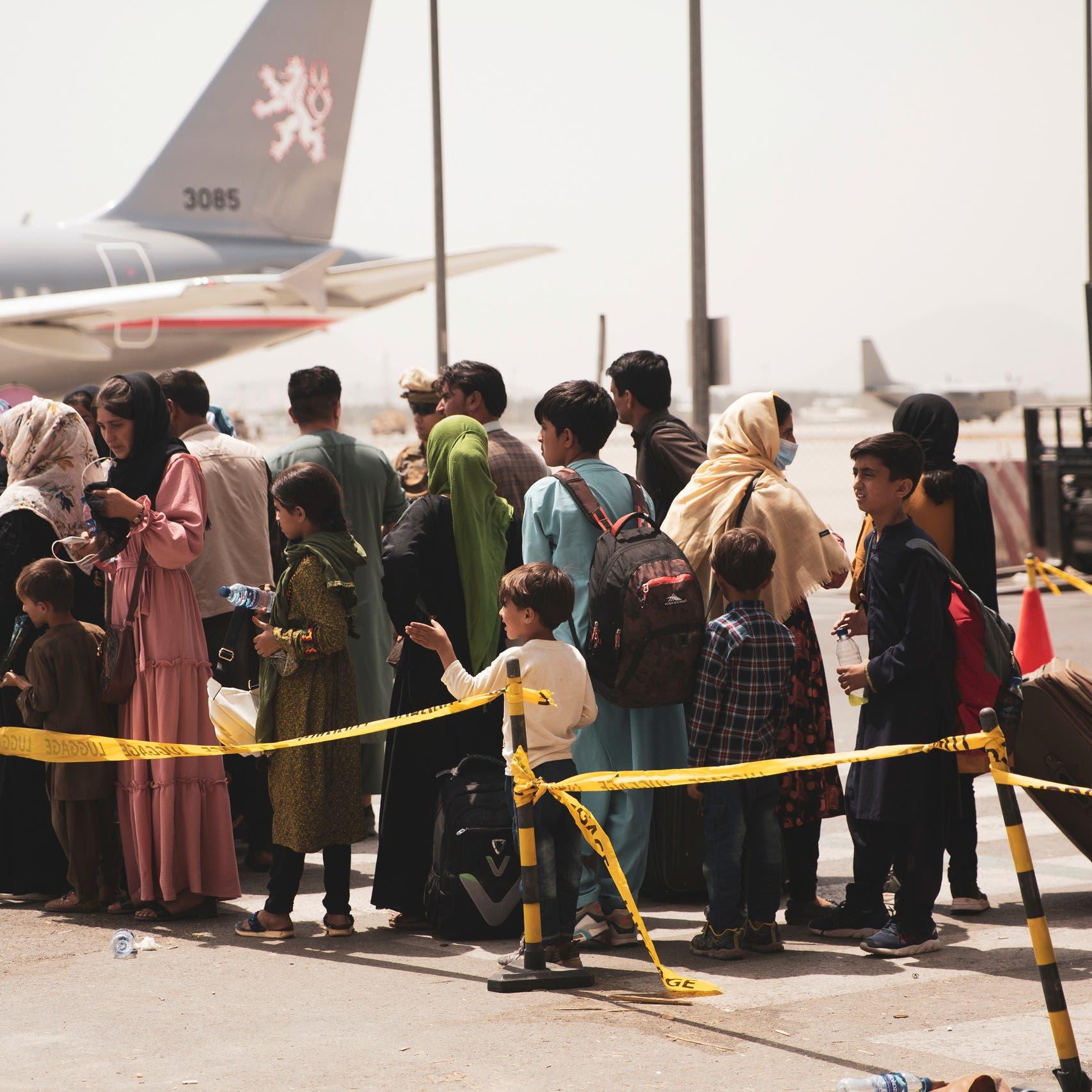 عمليات الإجلاء تتواصل.. أكثر من 18 ألفاً غادروا أفغانستان