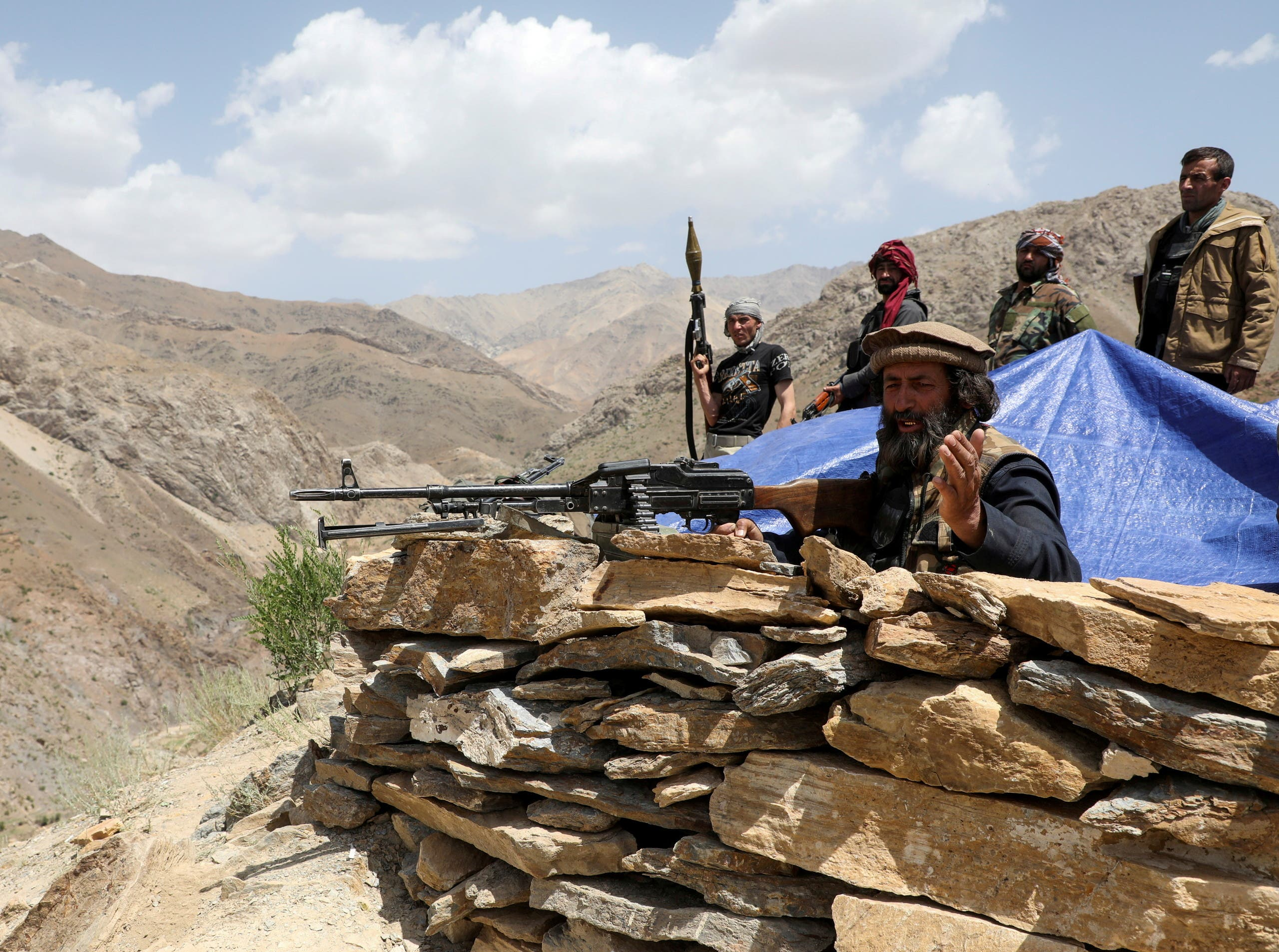 عناصر من طالبان (أرشيفية- رويترز)