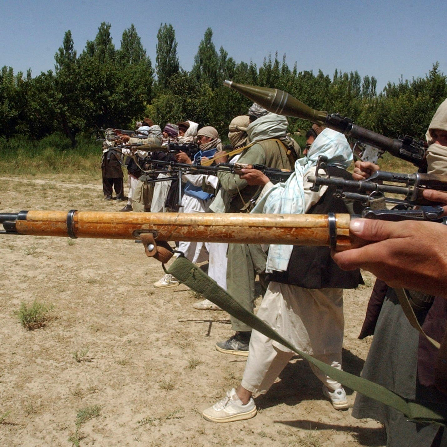 Afghanistan: Back to ground zero