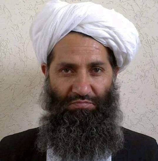 Taliban new leader Mullah Haibatullah Akhundzada is seen in an undated photograph, posted on a Taliban twitter feed on May 25, 2016. (File photo: Reuters)