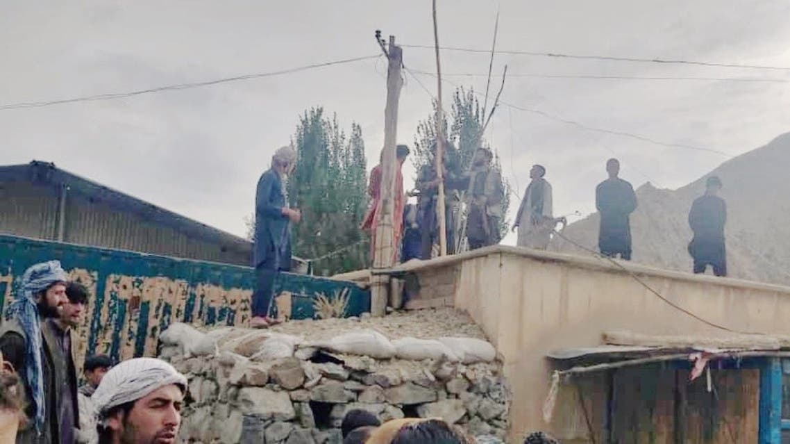 گفته میشود امرالله صالح، معاون اول اشرف غنی، ریاست جمهوری فراری افغانستان در ولایت پنجشیر علیه طالبان اعلام قیام کرده است