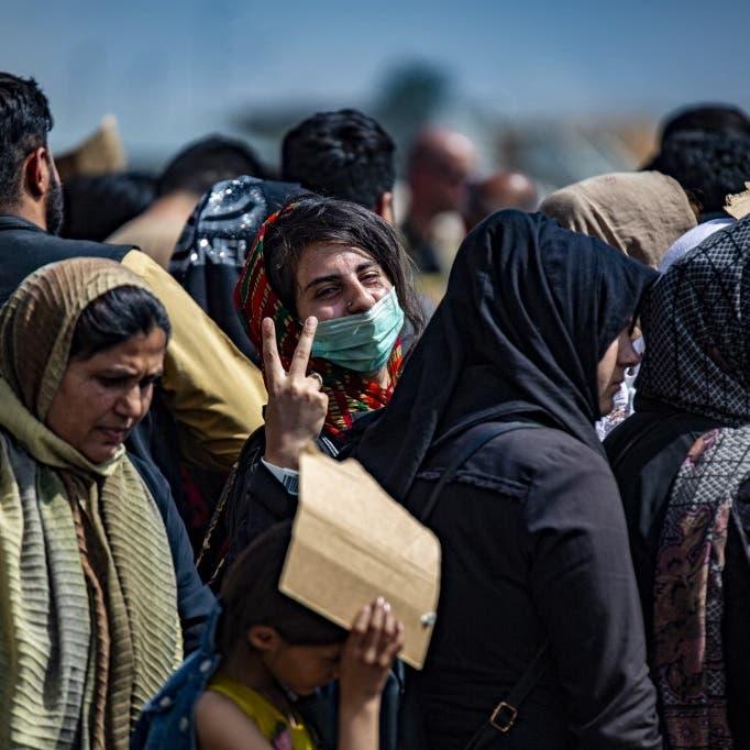 حشود بمطار كابل.. أميركا تواصل الإجلاء وألمانيا تمتنع