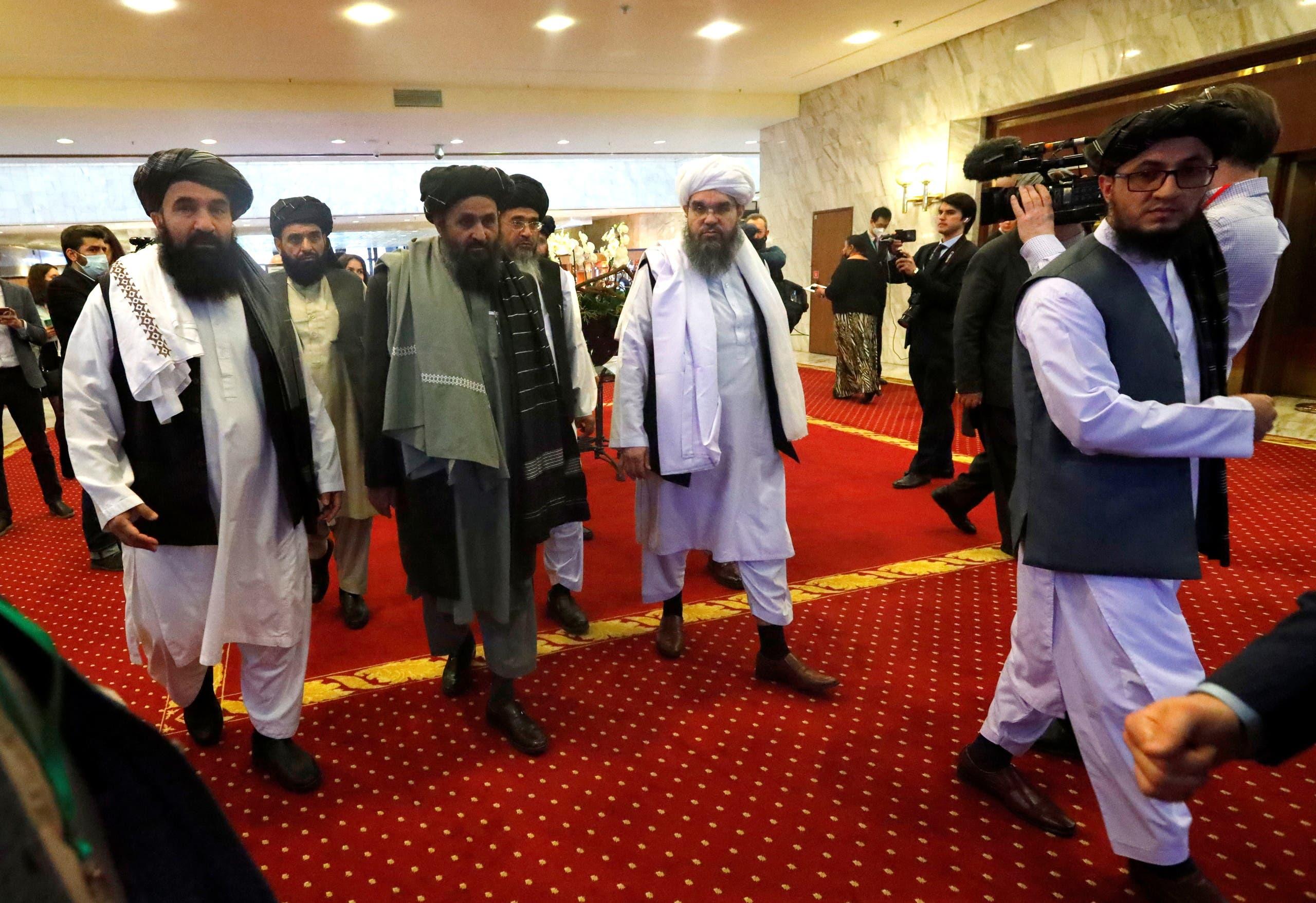 قادة طالبان (أرشيفية من رويترز)