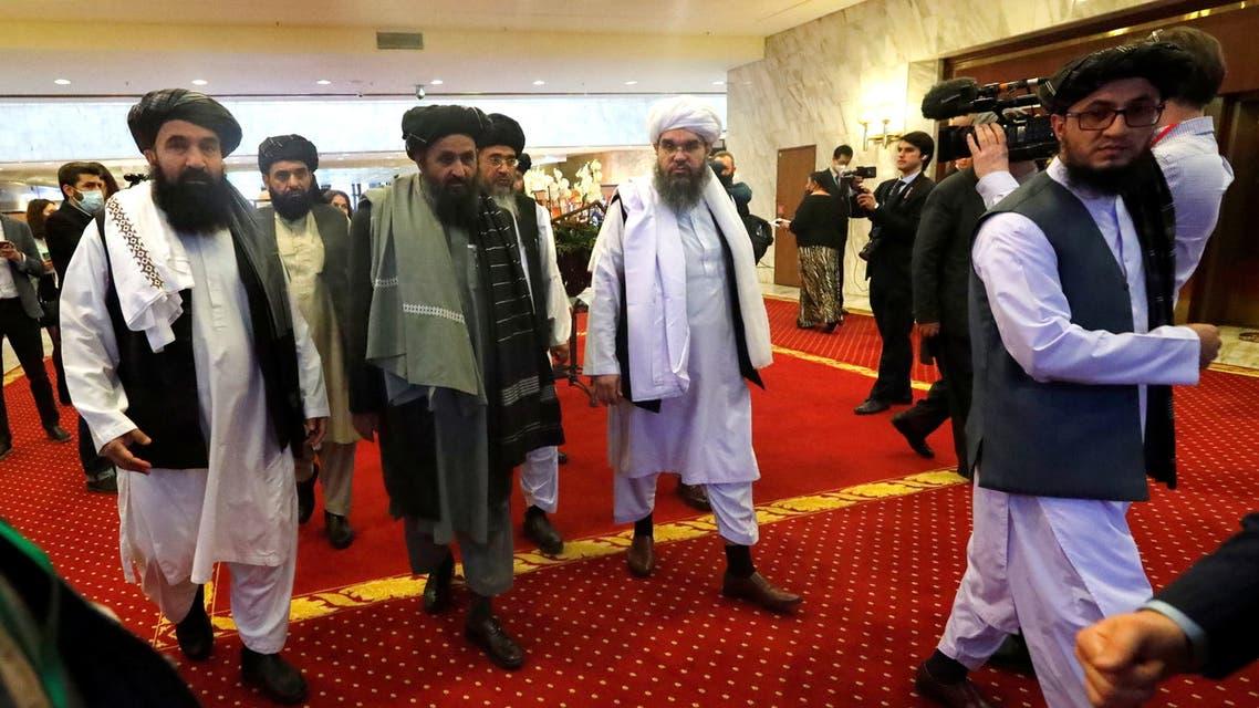 قادة طالبان (رويترز)