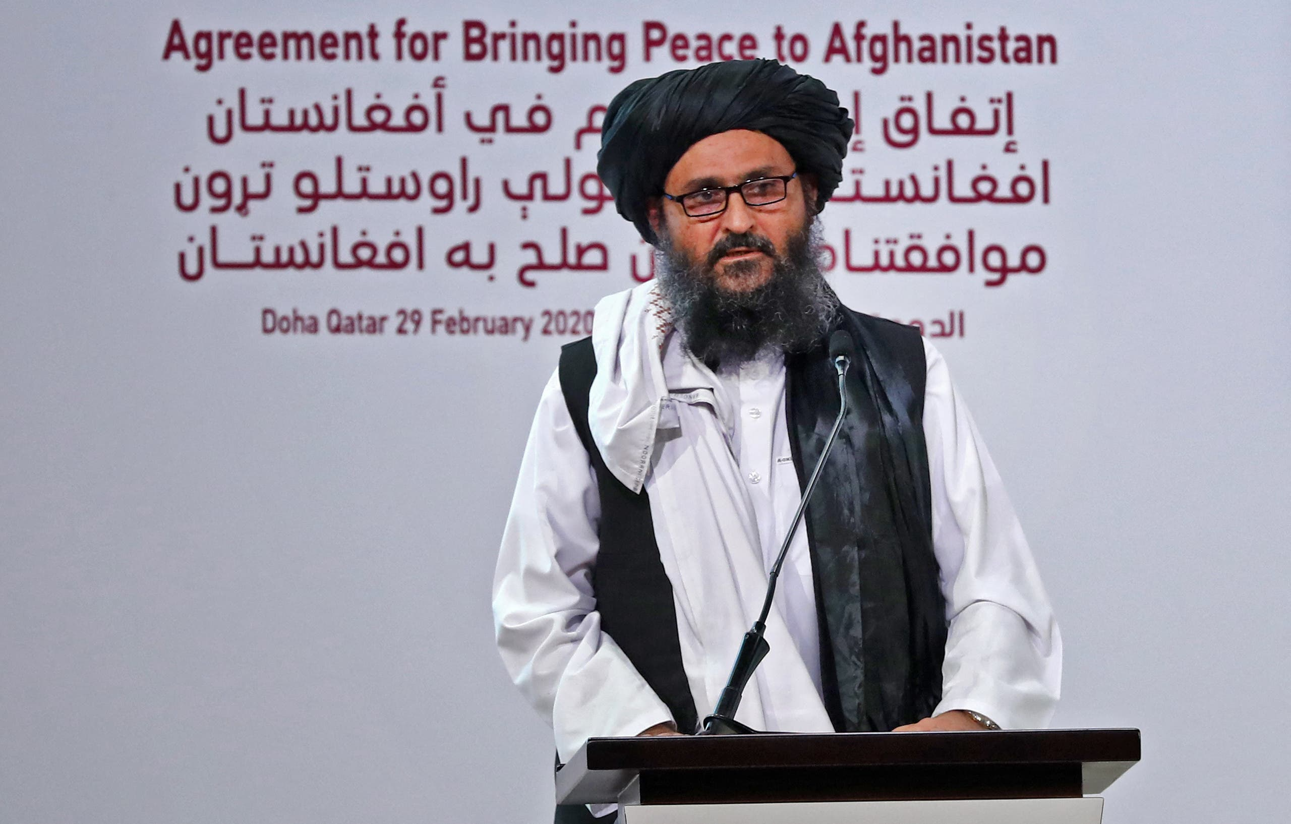Taliban suggestion: Mullah Baradar will lead the new Afghan government