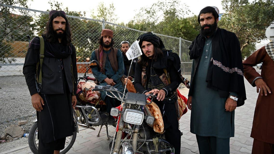 عناصر من حركة طالبان (أرشيفية- فرانس برس)