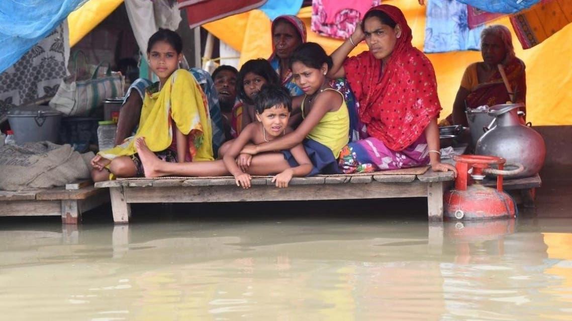 کودکان در معرض تغییرات اقلیمی