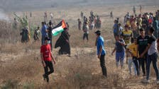 Israeli army fires on protesting Palestinians in Gaza, 24 injured