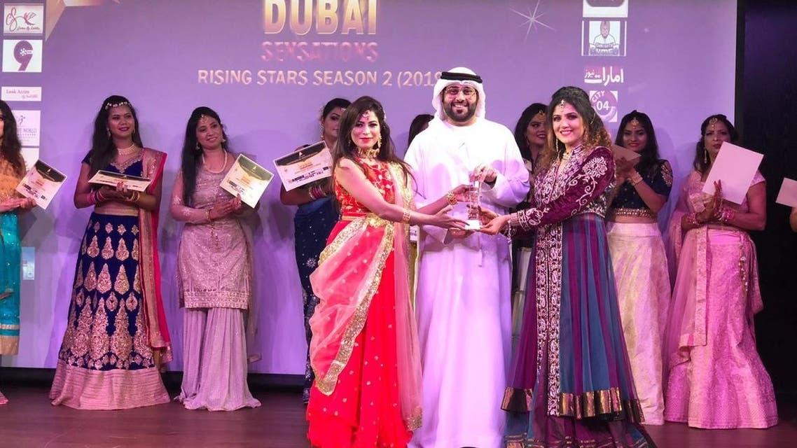 صاحب جائزة أفضل صانع محتوى بالشرق الأوسط المختصة ببوليوود أحمد المرزوقي