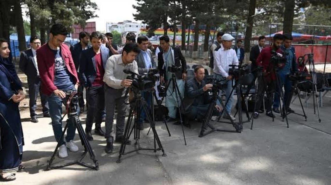 گزارشگران افغان